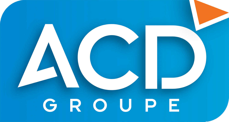 logo du partenaire ACD Groupe du cabinet Estelle Fontanès