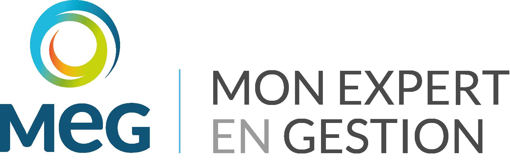 MEG logo experts en gestion partenaire du cabinet fontanès